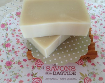 Baby and adults soap! Organic calendula, shea butter and cocoa butter!