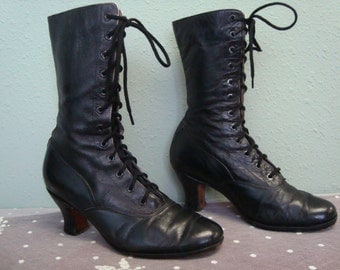 High Top Boots  Flamenco Dance Shoes