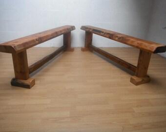 Pine Bench PB:- 0001/2