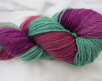 Sockyarn with merino-content