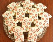 Hawaiian Shirt Cookies...