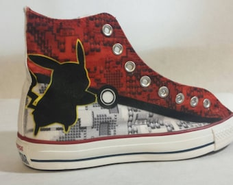 Pokemon Custom Converse All Stars