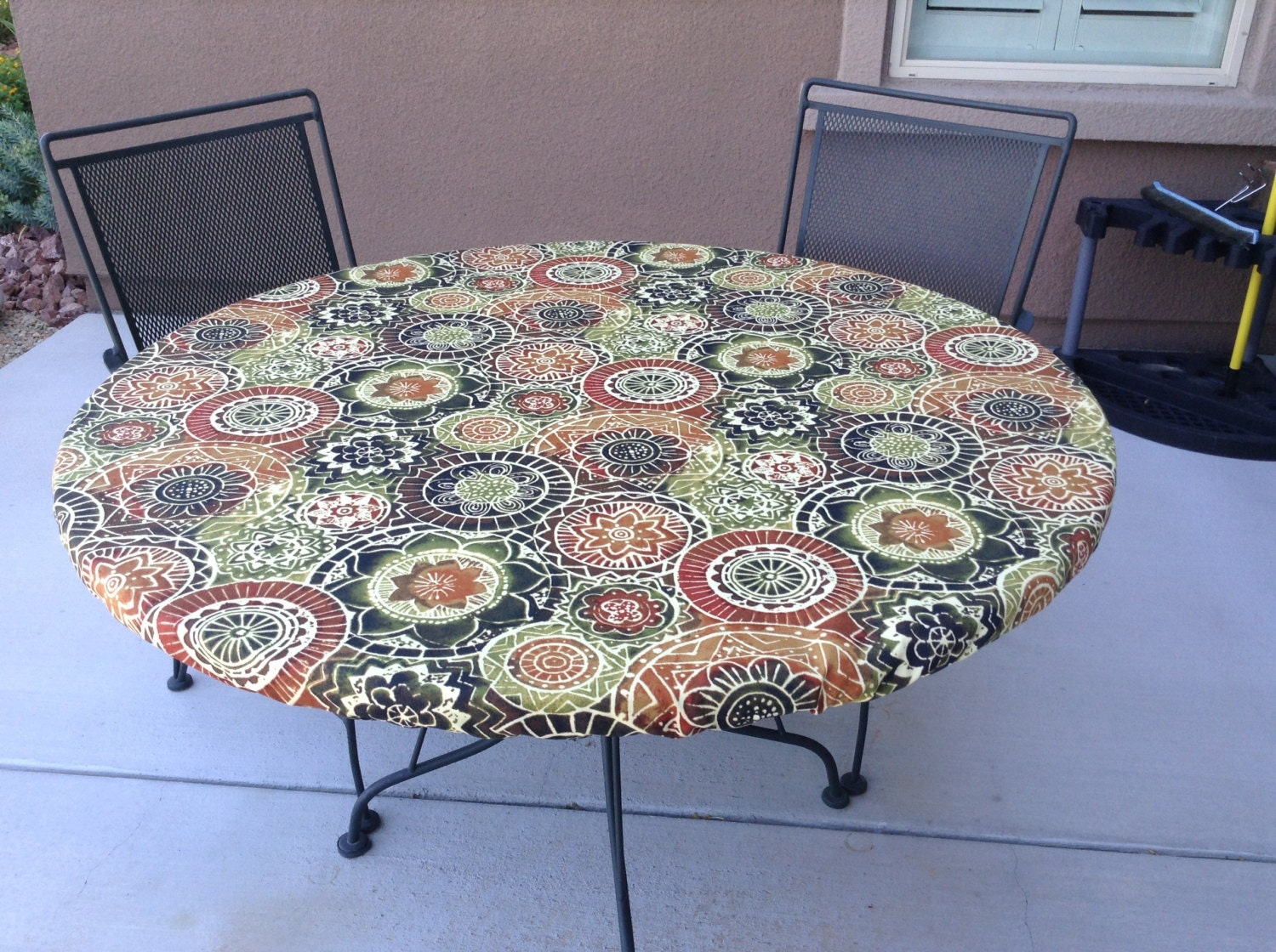 Fitted Outdoor Tablecloths Milf Porno Red