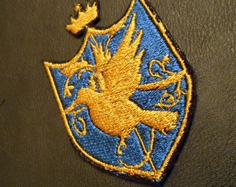 Hatoful Boyfriend St. PigeoNation Institute Embroidered School Uniform Patch