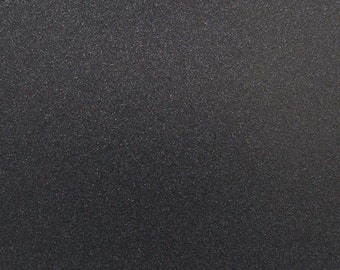 SALE!!! 12 x 12 Black Glitter Cardstock from Best Creations - 3 Sheets