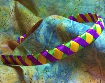 Ribbon Woven Head Bands
