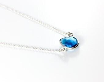 ONA – Necklace Silver