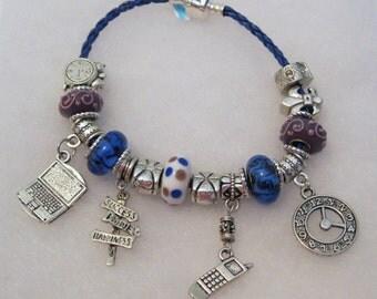 90 - CLEARANCE - Charm Bracelet