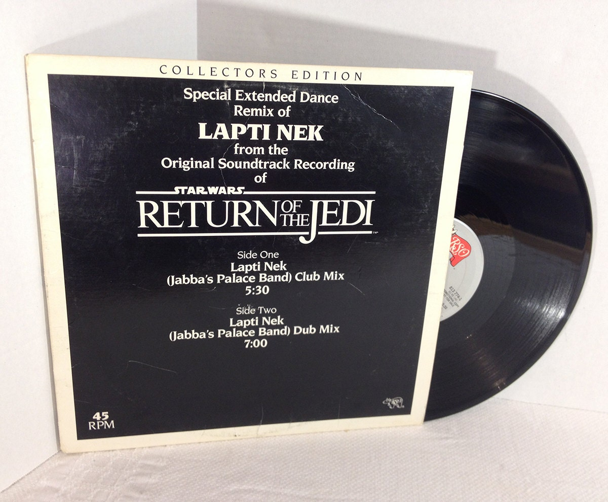 John Williams Lapti Nek From The Original Soundtrack Recording Of Star Wars Return Of The Jedi