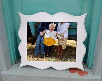 16x24 whimsical picture frame handmade16x24 frame