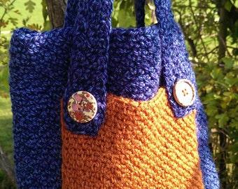 Aria Tote Bag Crochet Pattern