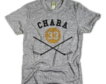 Zdeno Chára Officially Licensed NHLPA Boston T-shirt Unisex XS-2XL Zdeno Chára Sticks Y