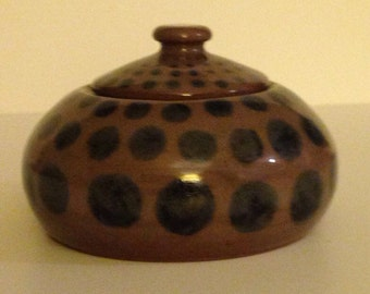 Dotted Jar