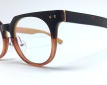 Vintage Glasses Frame -1950s NHS-Style Retro Vintage Optical Frame -  FREE LENS Glasses Frame - Vintage Spectacles - Prescription Glasses
