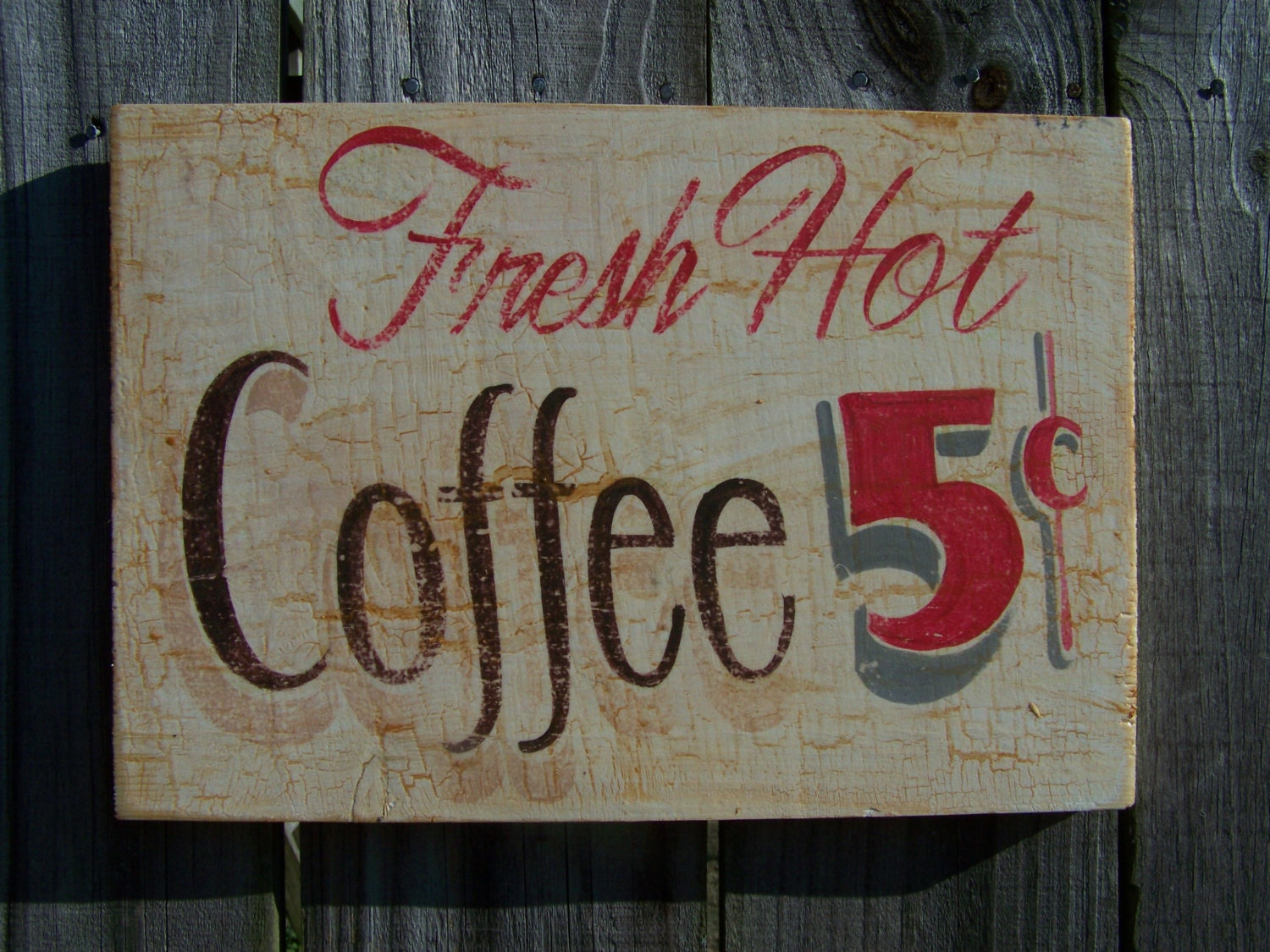 Coffee signantique sign kitchen decor quotes and sayings cute for Kitchen quote signs