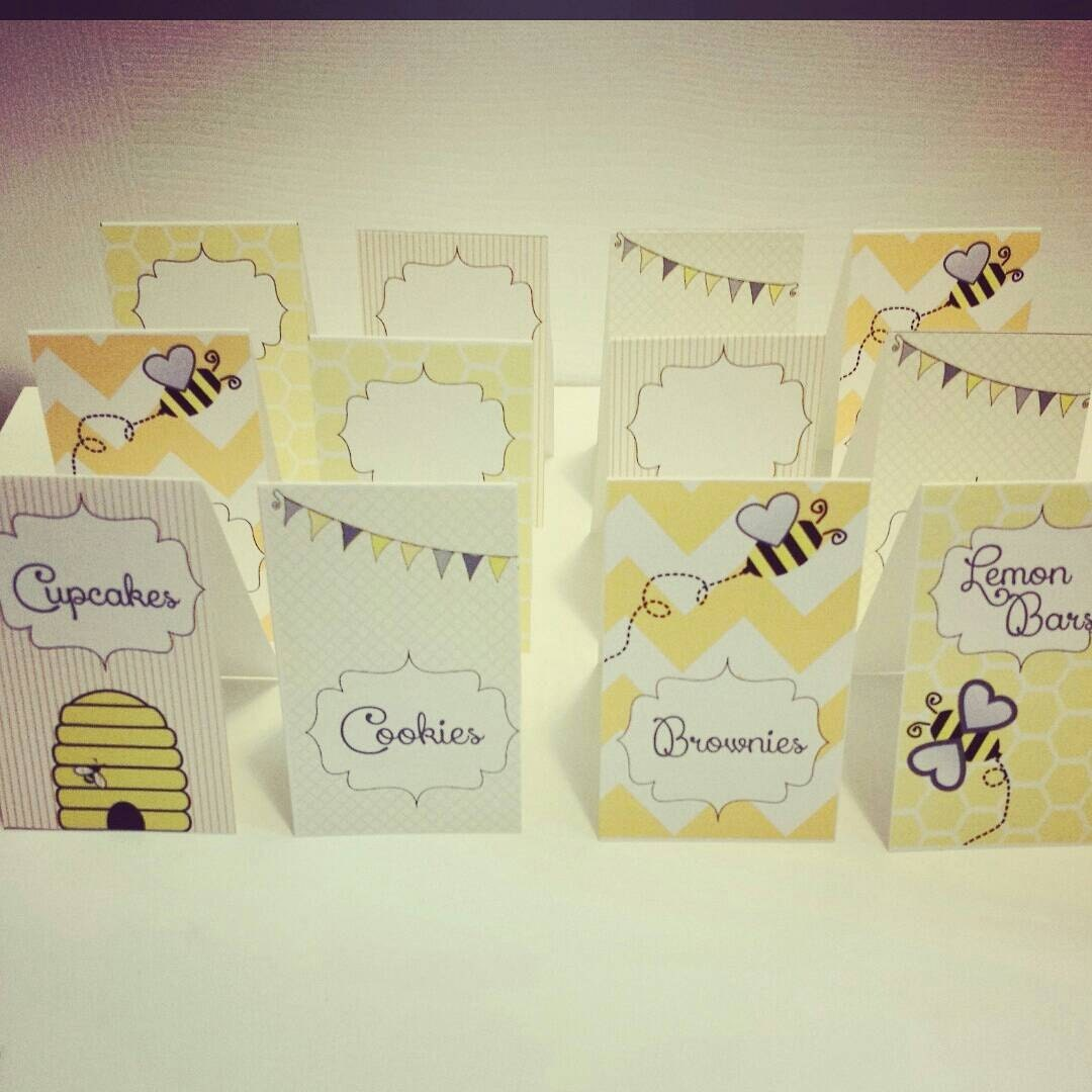 what will it bee baby shower decor bee baby by twistedsistershop