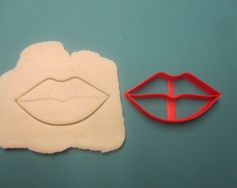 Lips Cookie Cutter/Multi-Size