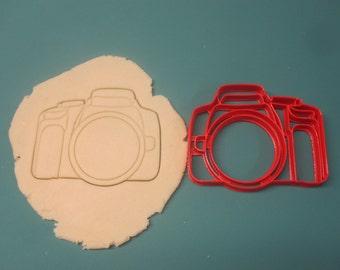 Camera Cookie Cutter/Multi-Sizes