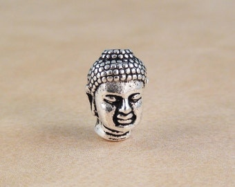 TierraCast Buddha Head Beads 14mm Qty 3