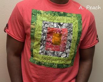 Medium T Shirt. Various Colors. African Prints