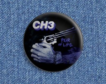 "Channel 3 ""Fear of Life"" button"