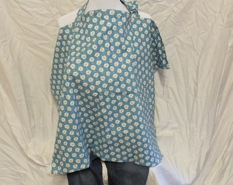 Nursing Cover - Field of Daisies