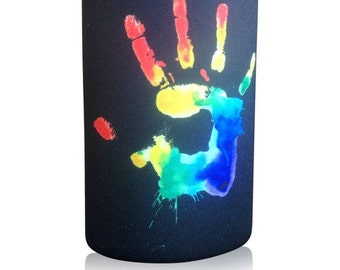 Stubby holder printed with your childs Artwork