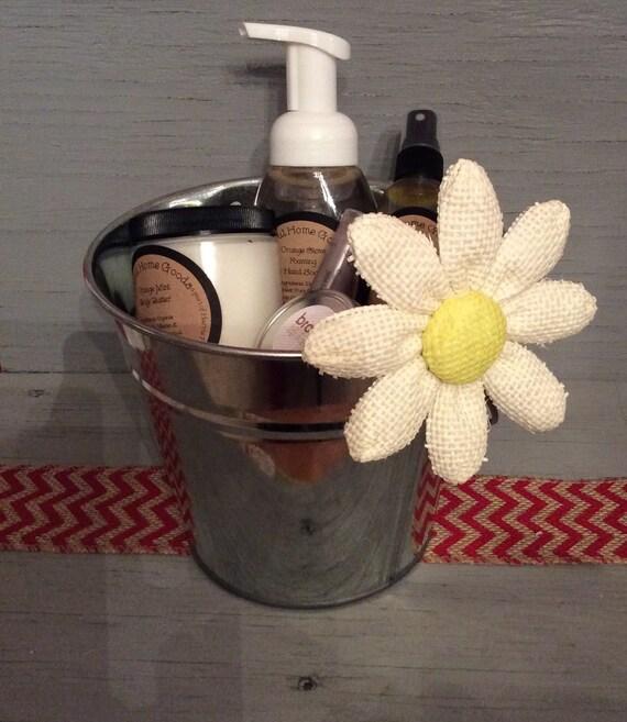 Unique Home Goods: Joyful Home Goods Custom Gift Basket