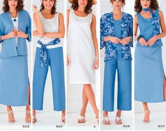 Simplicity Sewing Pattern 4552 Misses' & Plus Size Sportswear