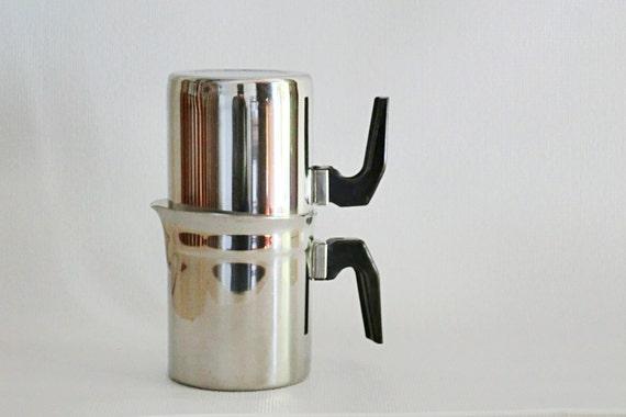 Ilsa Coffee Maker Italy : Vintage Neapolitan Coffee maker ILSA made in