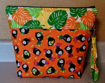 Toucan If You Try -Tote-Along-Bag