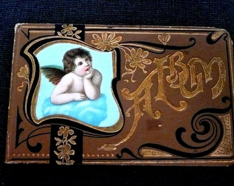 Antique Victorian German Album