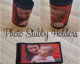 Personalised Stubby Holder/Cooler - Wedding - Birthday