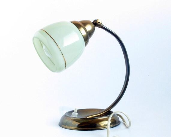 mid century art deco desk lamp bedside lamp