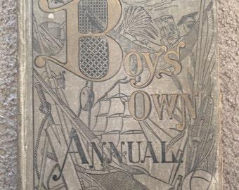 1890 BOYS OWN ANNUAL - Volume 13