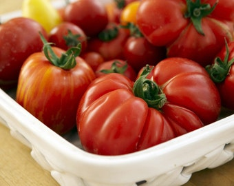 Tomato - Beefsteak (100% Heirloom/Non-Hybrid/Non-GMO)
