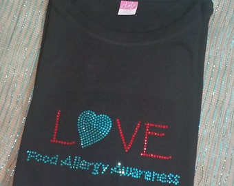 LOVE Food Allergy Awareness...Everyday! New Lower Price