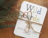 Wild Cards Number Flash Cards