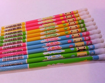 Kawaii Pencils 2 for 1 Low Price Buyers choice of colors/style w/Free Shipping!