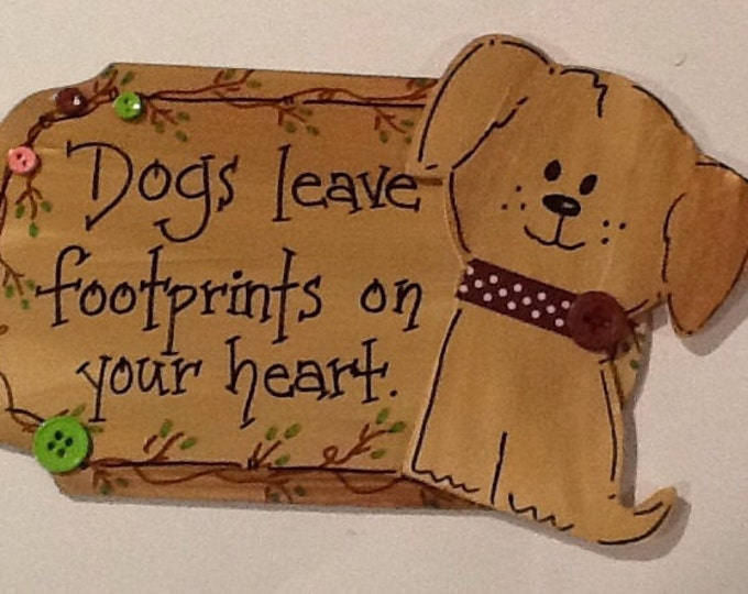 Dog signs, spoiled dog sign, pet sign, animal sign, dog lovers sign, spoiled dog door hanger, spoiled dog door sign, dog bone sign, pet sign