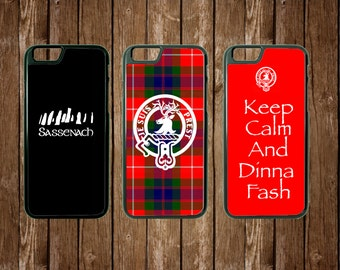 Outlander Phone Cases iPhone 4/4s/5/5s/5c/6 NOW SAMSUNG S3 and S5!!!!