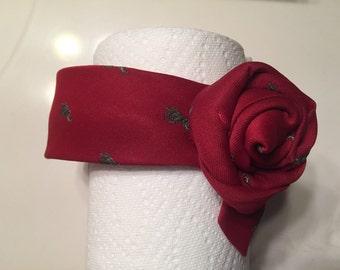 Neck Tie Headband