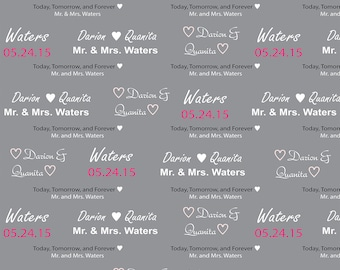 Wedding Photo Booth Backdrop Step And Repeat BackdropWedding Birthday