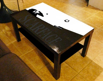 Scarface Coffee Table