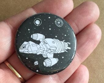 """1.5"""" Firefly Button!"""