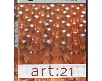 dvds-Art:21 Seasons 1 & 2 (2 discs)