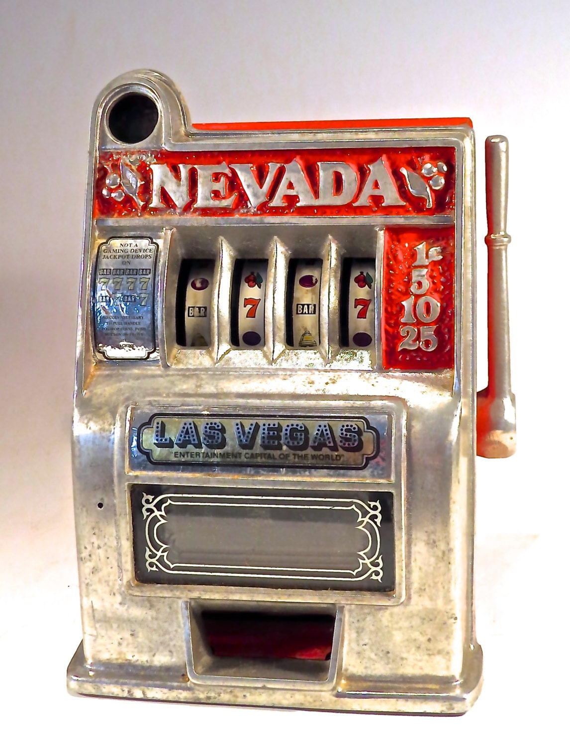 nevada slot machine
