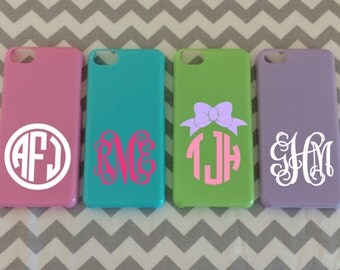 Monogram Iphone 5c Case