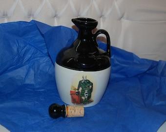 Campbell of Breadalbane whisky jug montrose pottery Scotland