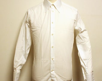 Deadstock! 80's Italy army dress shirts